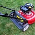 Mulching Lawnmower ~ 6.5 HP w/ Bag