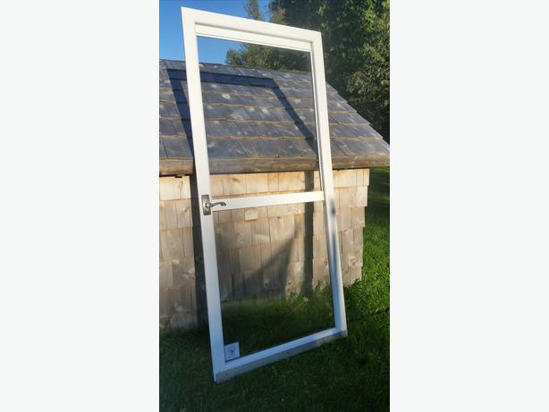 "36""x80"" storm door for sale"