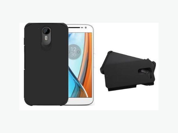 Armor Shockproof Matte Hybrid Case Motorola Moto G4 / G4 Plus
