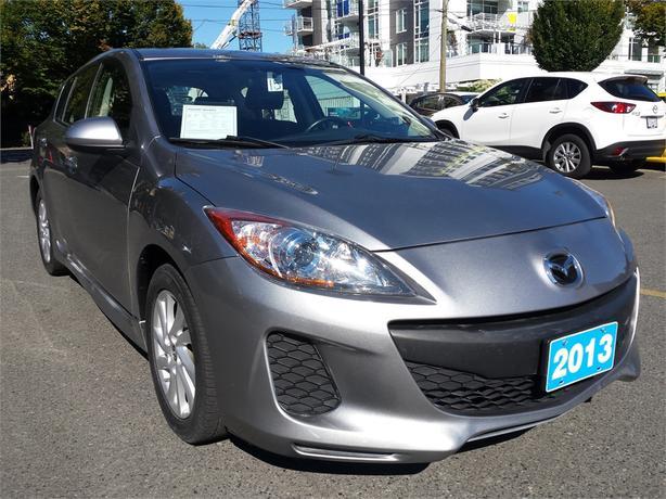 2013 Mazda Mazda3 Sport GS