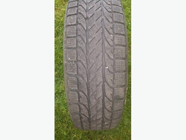 BFGoodrich 4 Tires on RIMS -195/65R15