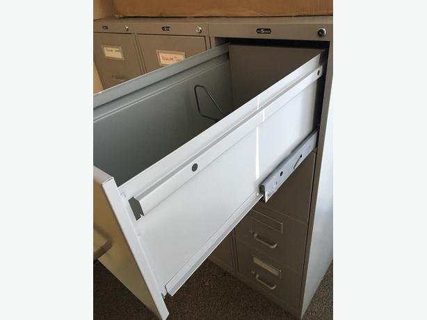 ProSource Letter 4 Drawer Filing Cabinets, Great Shape