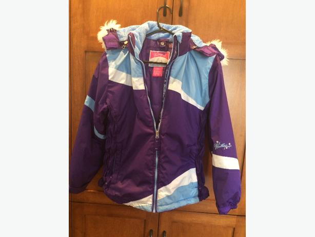 girls sz 12-14 winter jacket.