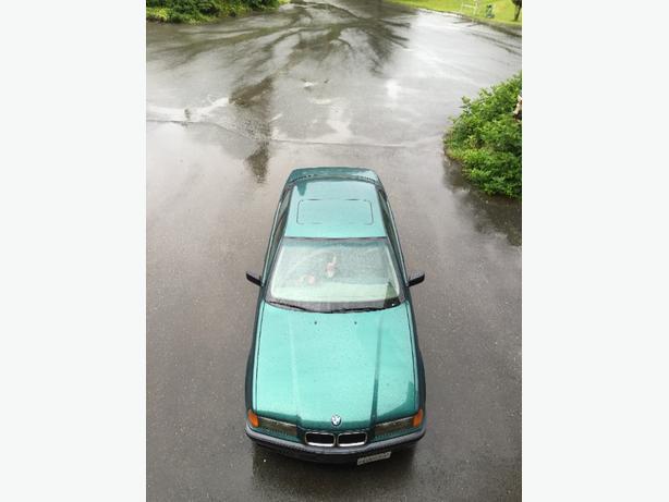 OBO! 1992 E36 318i 5speed BMW