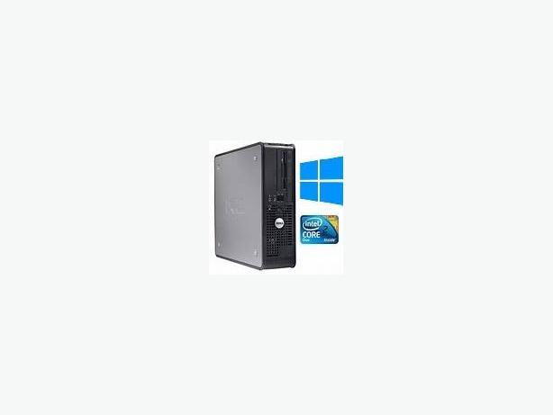 Fire Sale SFF Desktops Dell 745 Dual Core 4GB 500GB GIGABIT