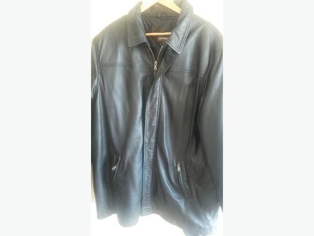 Brand New Leather Jacket XXL Tall