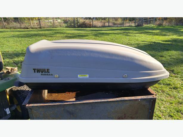 Thule only used once
