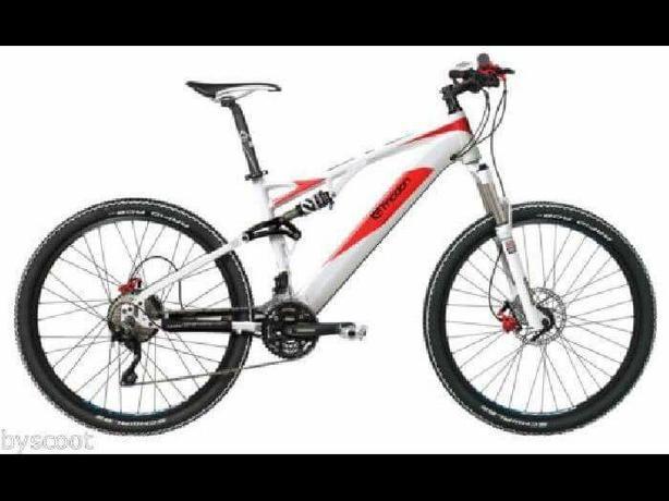 Brand new Ebike