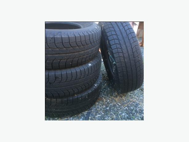 Michelin Set of 4 Winter Tires