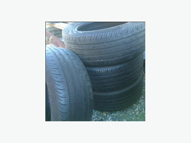 Set of 4 All Season Tires