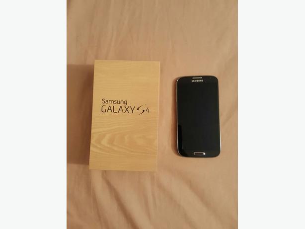 Samsung Galaxy S4 - Includes 16Gb Micro Sd Card