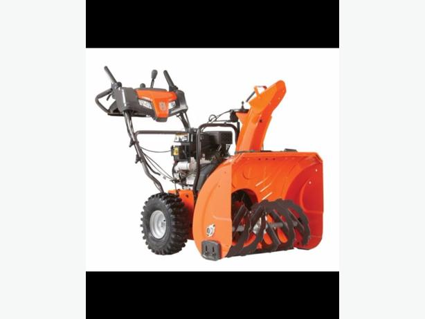 Husqvarna 27-in 254cc 2-Stage Snowblower