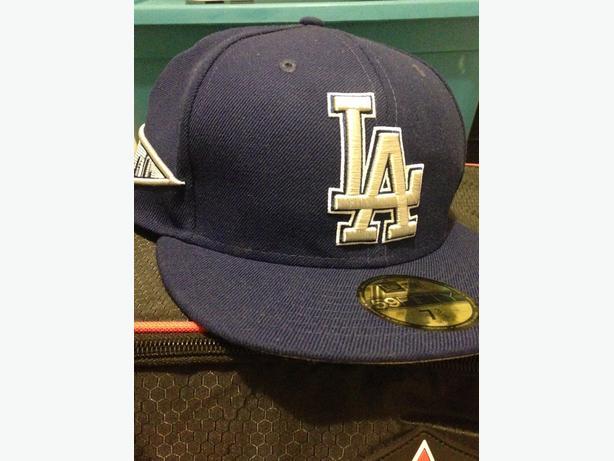 MLB LA 7 3/8 Cap, Hat