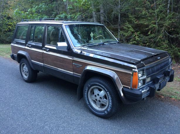 87 Cherokee XJ Wagoneer for parts