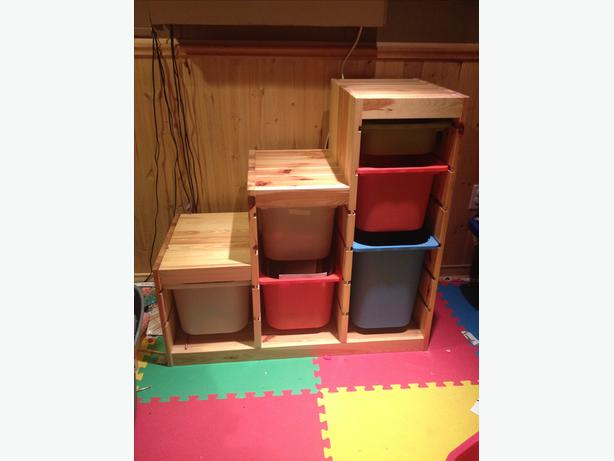 Trofast Kids Ikea Storage