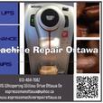 Espresso Machine Repair Ottawa