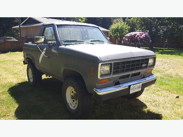 1985 Bronco