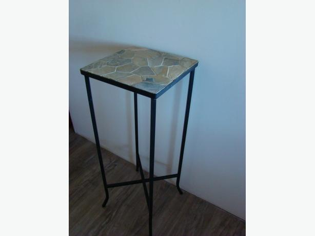 Tile Top Accent Table