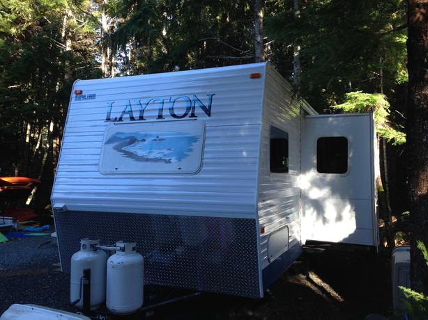 2007 26' Layton Travel Trailer