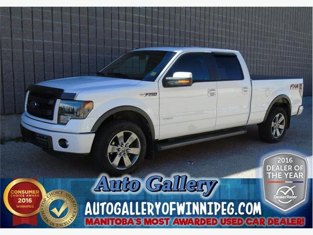 2013 Ford F-150 FX4*Lthr/Roof