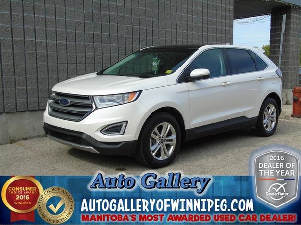2015 Ford Edge SEL*AWD/Pano/Nav