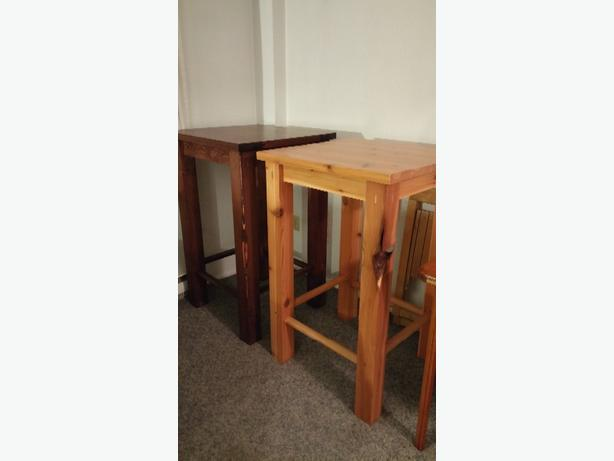 FOR TRADE: Bar Tables for Sale