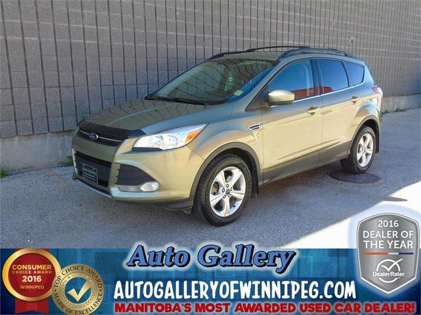 2013 Ford Escape SE*4x4/Nav