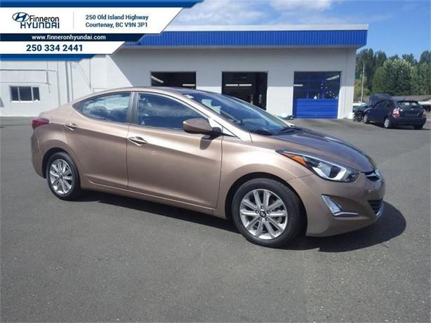 2016 Hyundai Elantra Sport Appearance SE - Sunroof, Rearview Camera