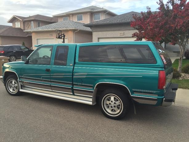 1993 chevrolet silverado for sale east regina regina. Black Bedroom Furniture Sets. Home Design Ideas