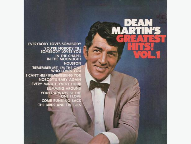 Male/Female Crooners LPs