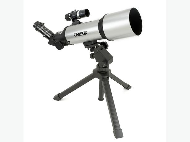 Carson SV-350 SkyRunner 70mm Telescope - NEW