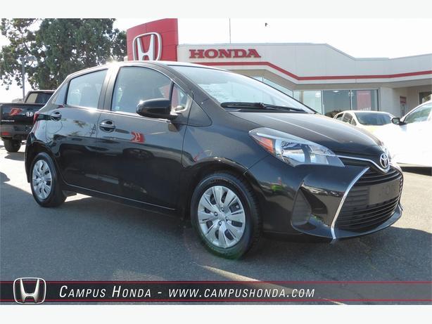 2015 Toyota Yaris LE 5 Door Hatchback