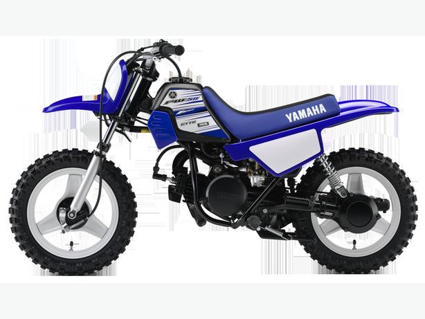 2016 Yamaha PW50 Mini Bike
