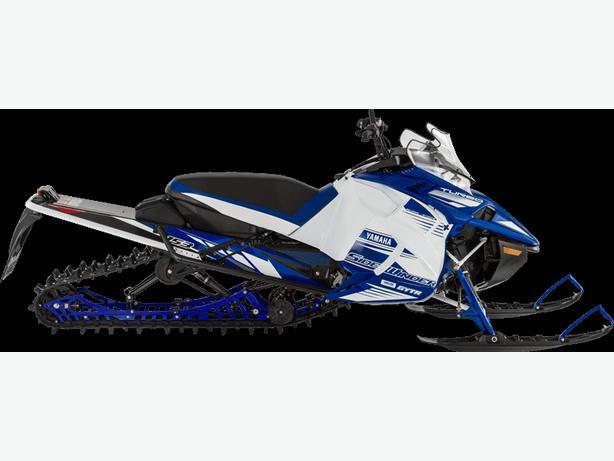 2017 Yamaha SideWinder