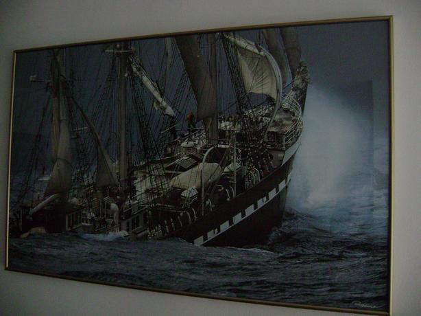 Unique Le siecle du Belem 1896-1996 Sailing Ship Picture