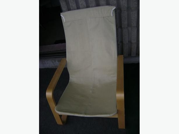 Birch Wooden Chair, Nice design, Light weight, Easy to move