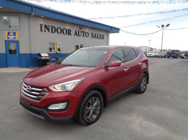 2013 Hyundai Santa Fe Sport Luxury #I5279 INDOOR AUTO SALES WINNIPEG