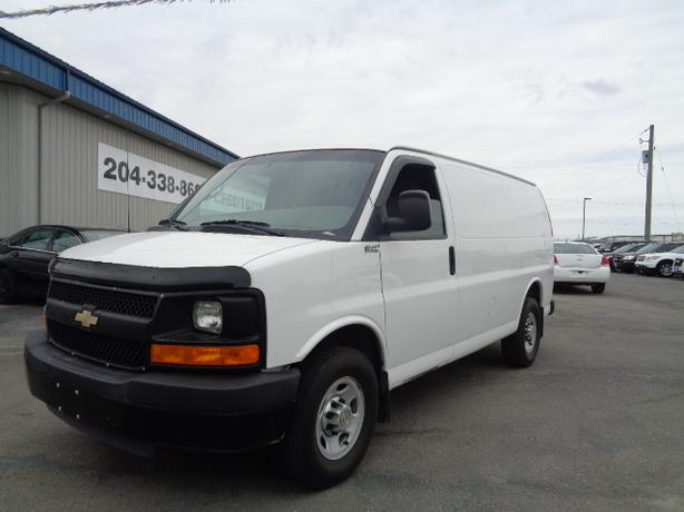 2011 Chevrolet Express 2500 #I5293 INDOOR AUTO SALES WINNIPEG