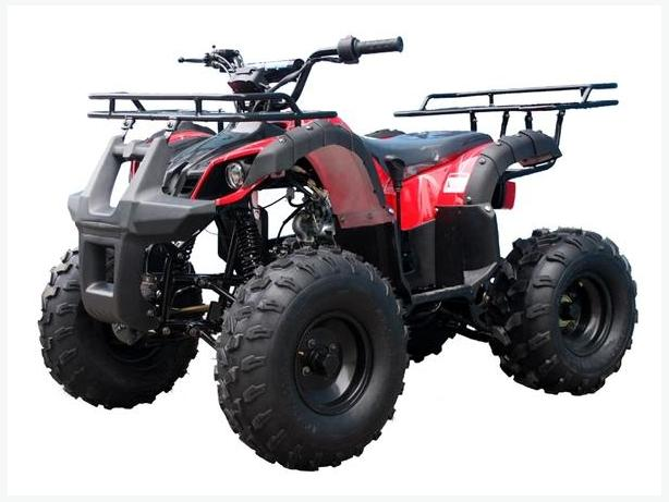 Tao Tao 125 T-Force Upgraded ATV! SAVE $100 AND GET A FRE DOT HELMET