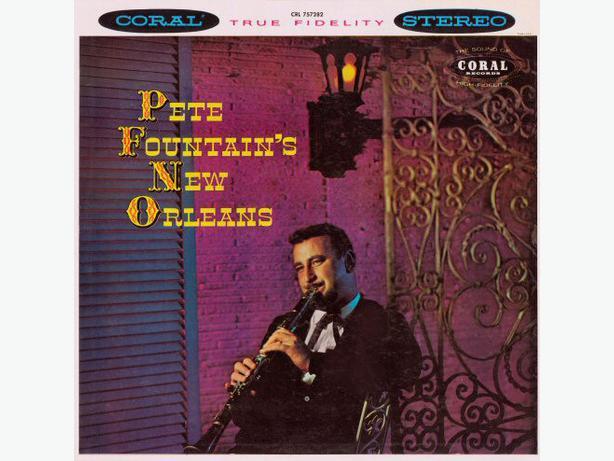 Jazz LPs - Pete Fountain