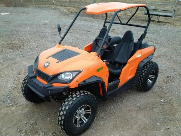 ATV/UTV GIO Little Chief with 200CC - $3999