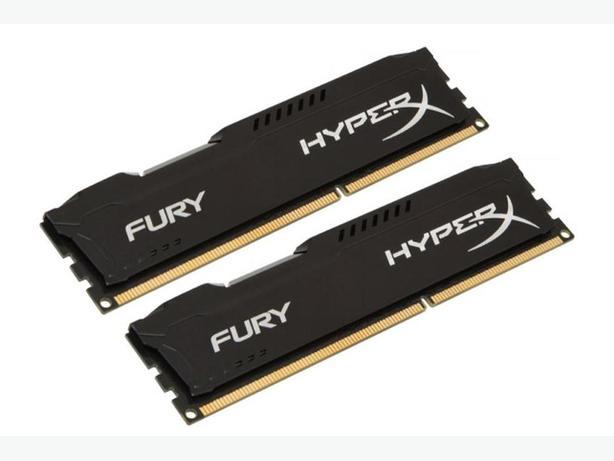Kingston HyperX Fury RAM 2x4GB DDR3
