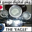 ALL NEW DAYMAK EAGLE 72 VOLT SCOOTERS HERE