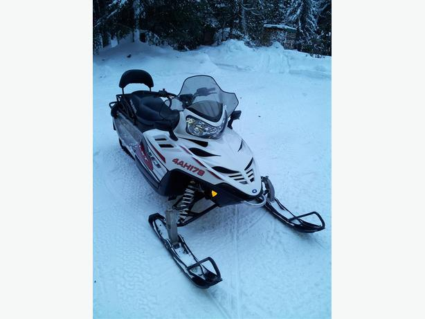 2011 Polaris IQ LXT 550 fan