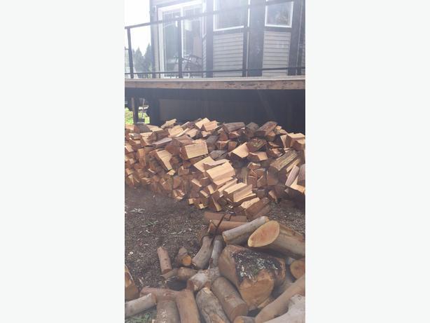 Arbutus Firewood