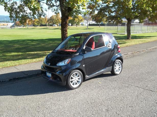 2009 SMART FR TWO-PURE ADDITION