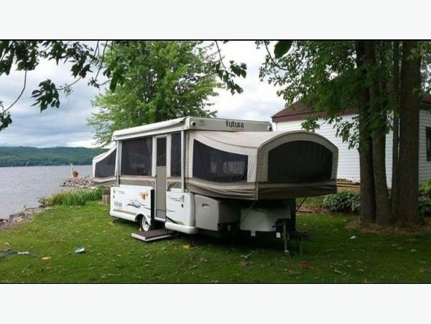 Beautiful Luxury Coachmen Tent Trailer Pop Up Camper