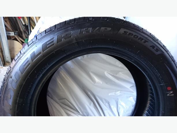 Bridgestone Dueler H/P Sport AS - 225/60R18 100H M+S