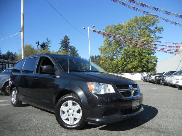 2013 Dodge Grand Caravan! BAD CREDIT? NO PROBLEM! 2 PAY STUBS, YOU'RE APPROVED!