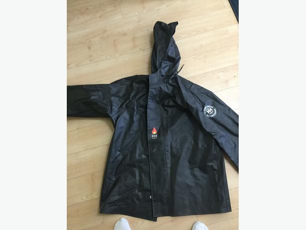 Helly Hanson Work Rain Jacket